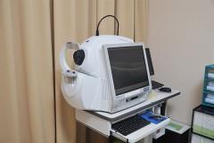 眼底三次元画像解析装置(OCT)